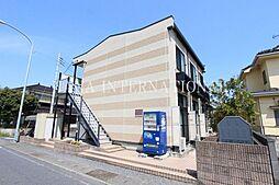 埼玉県三郷市彦倉1丁目の賃貸アパートの外観