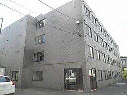 モスト豊平8・9[4階]の外観