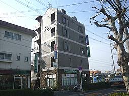 大阪府茨木市園田町の賃貸マンションの外観