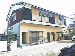 愛媛県今治市大新田町2丁目の賃貸アパートの外観