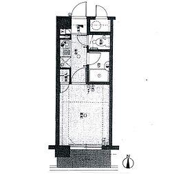 フォルム久留米六ツ門[4階]の間取り