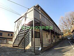 シティハイムファミールA棟[103号室]の外観