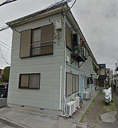 東京都江戸川区船堀6丁目の賃貸アパートの外観