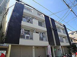 福岡県福岡市中央区地行1丁目の賃貸マンションの外観
