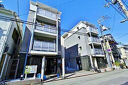 Colorz帝塚山東[4階]の外観