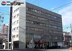市松ビル[3階]の外観