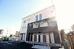 JR山陽本線 岡山駅 バス25分 浜野入口下車 徒歩5分の賃貸アパート