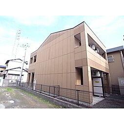 静岡県静岡市清水区船原の賃貸マンションの外観