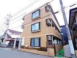 埼玉県新座市東3丁目の賃貸マンションの外観