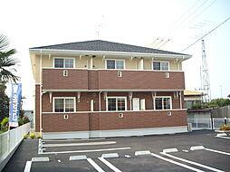 中村ハイツ ミレ102[102号室]の外観
