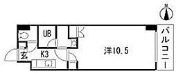 エイトバレー鈴が台[3階]の間取り