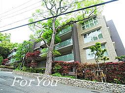 兵庫県神戸市東灘区鴨子ヶ原2丁目の賃貸マンションの外観