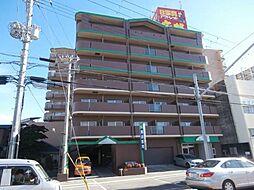 ウイング黒田[4階]の外観