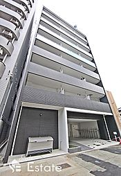 愛知県名古屋市昭和区御器所1丁目の賃貸マンションの外観