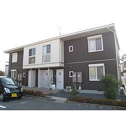 シャーメゾン山崎[105号室]の外観