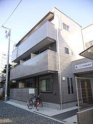 宮城県仙台市若林区東七番丁の賃貸アパートの外観
