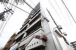 広島県広島市西区観音町の賃貸マンションの外観