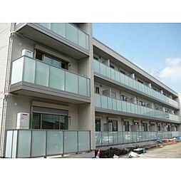 神奈川県川崎市幸区小倉4丁目の賃貸マンションの外観