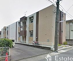 愛知県名古屋市東区矢田1丁目の賃貸アパートの外観
