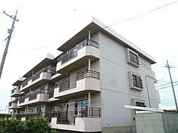 静岡県磐田市豊岡の賃貸マンションの外観