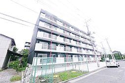 埼玉県行田市宮本の賃貸アパートの外観