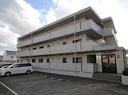 広島県広島市東区中山上2丁目の賃貸マンションの外観