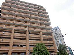 ライオンズマンション六ツ門[7階]の外観