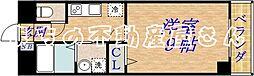 River side Palace Mai[5階]の間取り