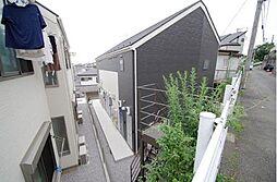 神奈川県川崎市多摩区生田5丁目の賃貸アパートの外観