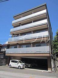 金子橋マンション[3階]の外観
