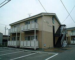 愛知県刈谷市高須町1丁目の賃貸アパートの外観