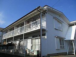 サヤマハウスC棟[2階]の外観