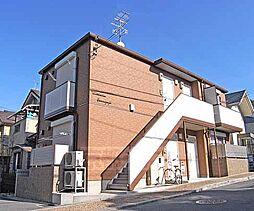 京都府京都市東山区泉涌寺門前町の賃貸アパートの外観