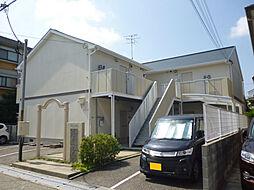 兵庫県西宮市甲子園一番町の賃貸アパートの外観