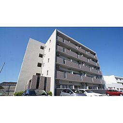 三重県津市半田の賃貸マンションの外観