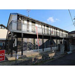 奈良県奈良市西大寺芝町1丁目の賃貸アパートの外観