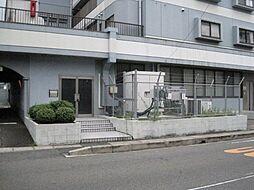 ベルニシキ S棟[4階]の外観