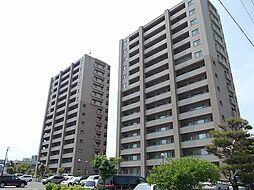北海道札幌市白石区北郷二条6丁目の賃貸マンションの外観
