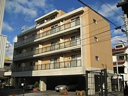 栃木県宇都宮市宿郷2丁目の賃貸マンションの外観