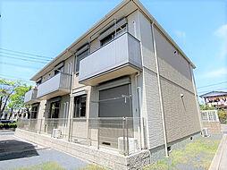 クラヴィエ三萩野F棟[2階]の外観
