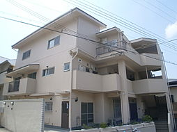 兵庫県神戸市灘区篠原北町2丁目の賃貸マンションの外観