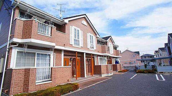 ソルフィーD 2階の賃貸【埼玉県 / 本庄市】
