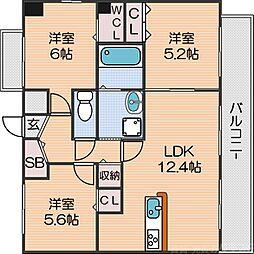 住ノ江駅 12.7万円