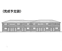 忠岡町忠岡東アパート[203号室]の外観