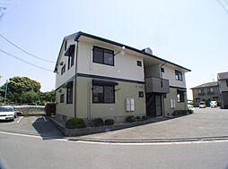 セジュール戸田[2階]の外観