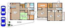 [一戸建] 兵庫県神戸市垂水区小束山手1 の賃貸【/】の間取り