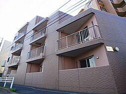 千葉県流山市松ケ丘1の賃貸マンションの外観