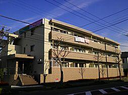 フラッツ能ヶ谷[205号室]の外観