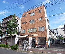 京都府京都市左京区田中里ノ前町の賃貸アパートの外観