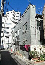 東京都中野区南台2丁目の賃貸アパートの外観